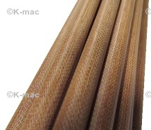 Canvas Phenolic Rods