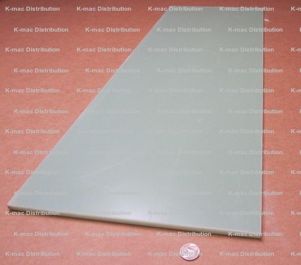 12 Pcs G10FR4 Phenolic Sheets.025 x 12 x 12